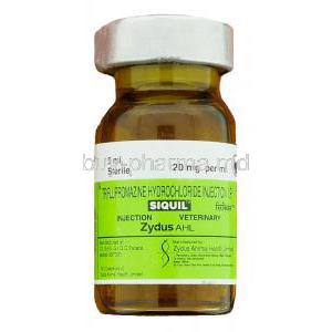 Siquil, Triflupromazine Injection