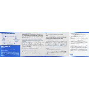 Nicotex, Nicotine 2 mg information sheet