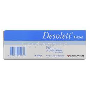 Pille desolett Ethinylestradiol