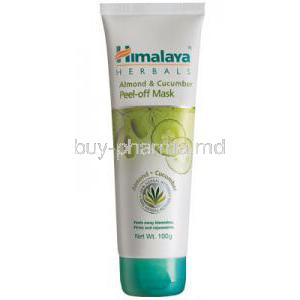 Himalaya Almond/ Cucumber Peel off Mask