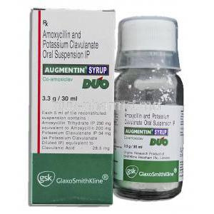 Augmentin Duo Dry Syrup