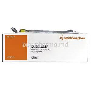 Durolane, Hyaluronic acid Injection