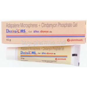 Clindamycin/ Adapalene Gel