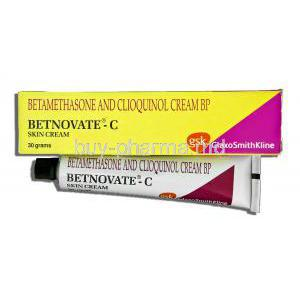 Betamethasone Valerate/ Clioquinol Cream