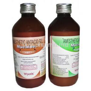 Mucaine Gel