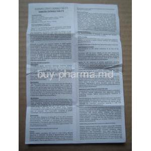 Kamagra Chewable  Patient Information Sheet1