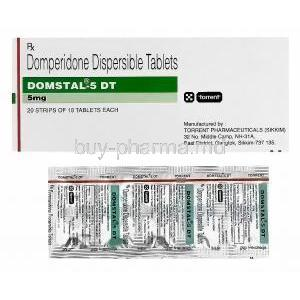 Domperidone DT Tabs