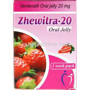 Vardenafil Oral Jelly