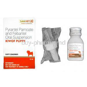 Kiwof Puppy Oral Suspension