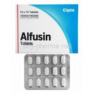 Alfusin, Alfuzosin Tablet