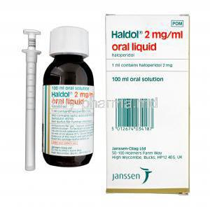 Haldol Oral Solution