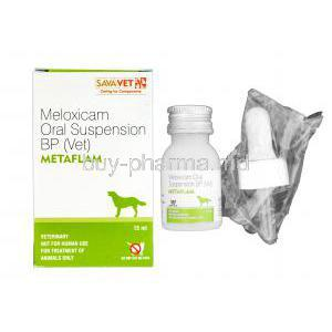 Metaflam Oral Suspension for Dogs