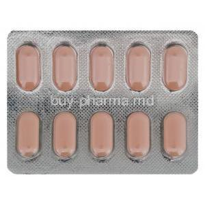 Lipicard, Generic Tricor, Fenofibrate 160 mg USV Tablet