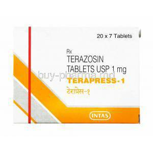Terapress, Terazosin