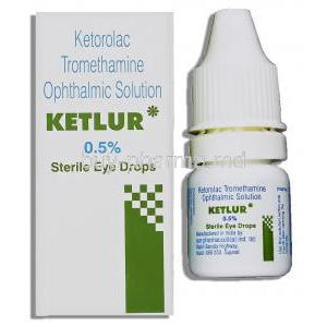 Ketorolac Tromethamine Opthalmic Solution