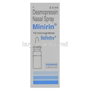 Minirin Nasal Spray