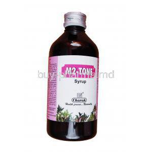M2-TONE Syrup 200ml Bottle