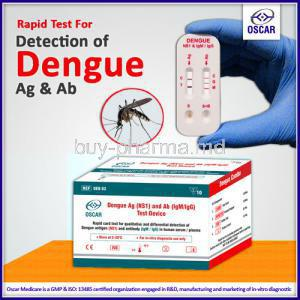 Dengue Test Kit (Ag/ Ab test)