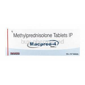 Macpred, Methylprednisolone