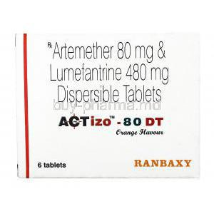 Actizo DT, Artemether/ Lumefantrine