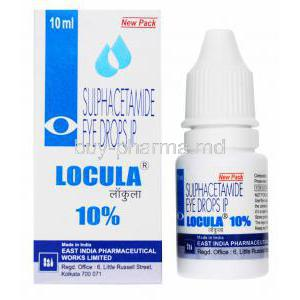 Sulfacetamide Sodium Eye Drop