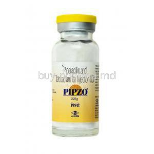 Pipzo Injection, Piperacillin/ Tazobactum