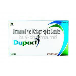 Dupact, Undenatured Type 2 Colagen