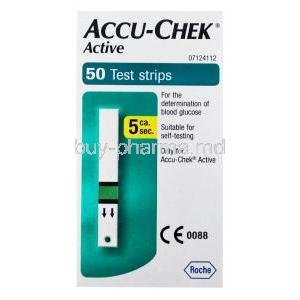 Accu-Chek Active Strips