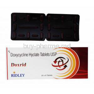 Doxrid, Doxycycline