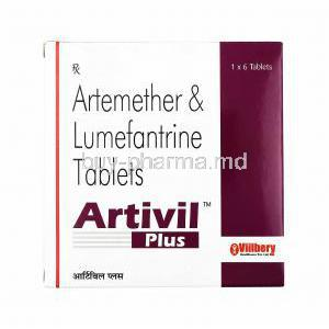 Artivil Plus, Artemether/ Lumefantrine