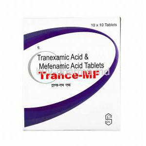 Trance MF, Tranexamic Acid/ Mefenamic Acid