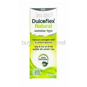 Dulcoflex Natural, Senna Dry Extract