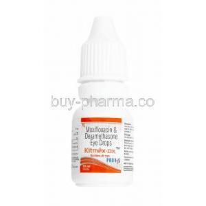 Buy Vigadexa Ophthalmic Solution, Moxifloxacin