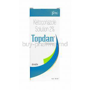 Topdan Solution, Ketoconazole