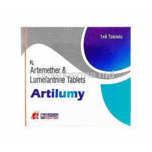 Artilumy, Artemether/ Lumefantrine