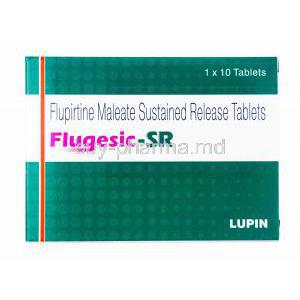 Flugesic, Flupirtine