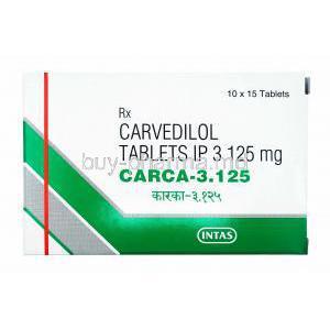 Carvedilol 3 125 Mg Nebenwirkungen