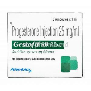 Gestofit Injection, Progesterone