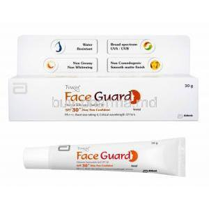 Face Guard Silicone Sunscreen Gel