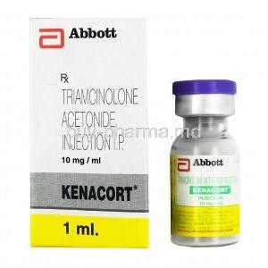 Kenacort Injectionicon, Triamcinolone 10mg