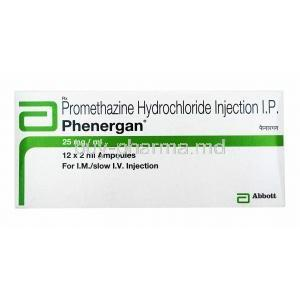 Phenergan Injection, Promethazine