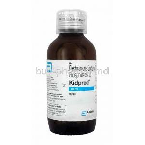 Kidpred Syrup, Prednisolone bottle