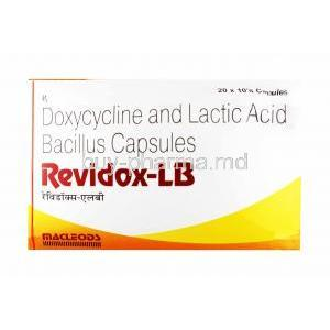 Revidox-LB, Doxycycline/ Lactobacillus