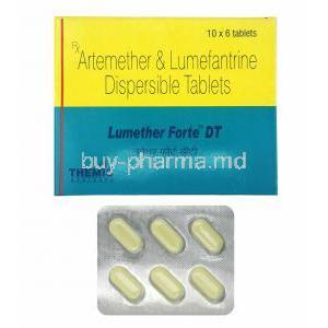 Lumether Forte, Artemether/ Lumefantrine