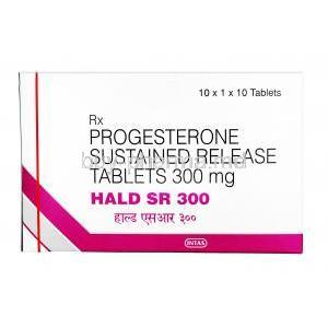Hald  SR, Progesterone (Natural Micronized)