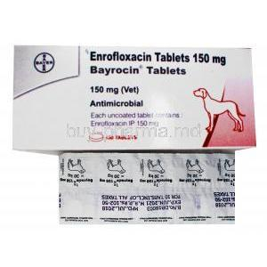 Bayrocin for Dogs and Cats, Enrofloxacin