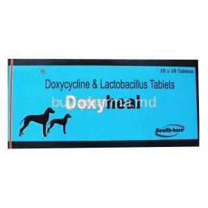 Doxyheal for Dogs, Doxycycline/ Lactobacillus