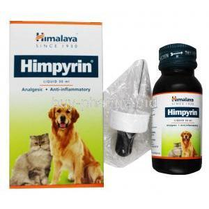 Himpyrin Liquid for Dogs and Cats