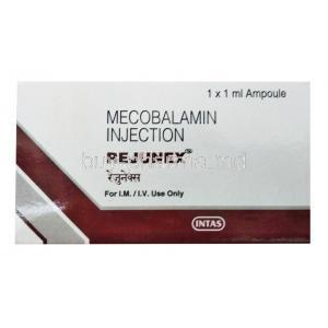Rejunex Injection, Methylcobalamin
