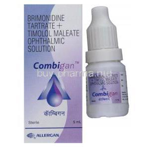 Combigan Opthalmic Solution